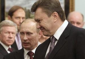 Путин обсудит с руководством Украины вопросы экономического сотрудничества