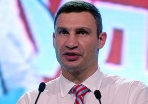 УДАР - оппозиции: Не становитесь на один уровень с Партией регионов
