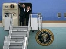 Буш прибыл в Бухарест