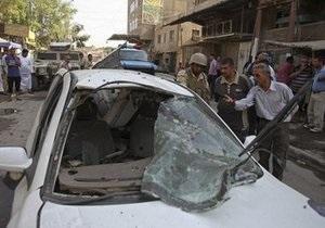 В результате масштабного теракта в Ираке погибли 33 человека