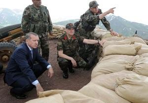 Суд Турции санкционировал арест семи генералов