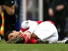 Ужасная травма может поставить крест на карьере футболиста Арсенала