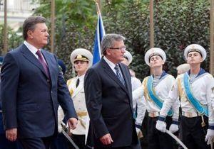 Третьего не дано: президент Польши заявил, что Украина должна выбрать между ЕС и Таможенным союзом