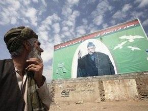Карзай увеличил отрыв от главного соперника на президентских выборах в Афганистане