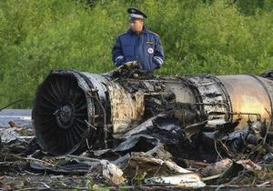 Источник: Самая вероятная причина аварии Ту-134 - ошибка экипажа