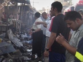 На западе Ирака прогремел взрыв: семь человек погибли