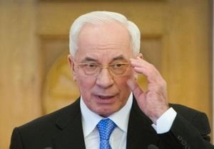 Азаров: Призывы бойкотировать Евро-2012 унижают наш народ