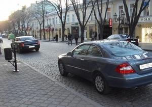 Дерибасовскую открыли для проезда автомобилей