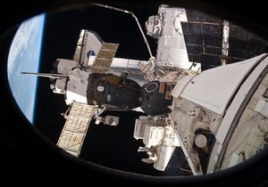 Космический корабль с новым экипажем стартовал с Байконура к МКС