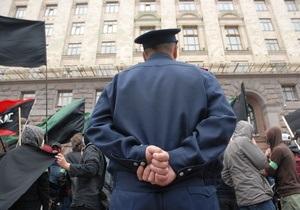 В Киеве в первомайских акциях примут участие более 120 тысяч человек