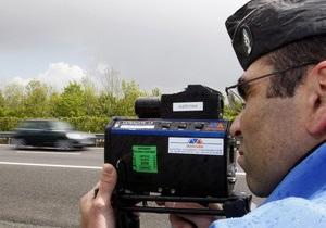 Во Франции с дорог уберут знаки, предупреждающие о радарах скорости