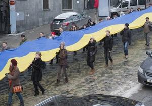 Свыше трети граждан Украины хотели бы родиться в другой стране - опрос
