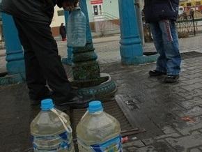 В двух районах Киева закроют бюветы