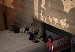 В США подростки разбились на угнанном самолете
