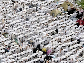 В Саудовской Аравии сегодня начинается хадж