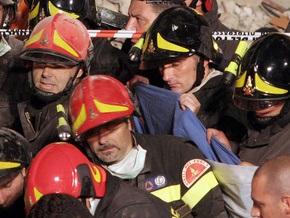 В итальянской школе обрушился потолок: один погибший, 20 пострадавших