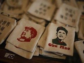 Футболки Обамао стали хитом продаж в Китае