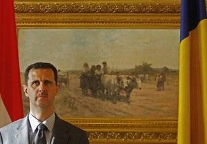 Сегодня в Украину приезжает президент Сирии