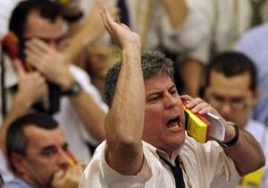 Украинские фондовые индексы перешли на негативную территорию