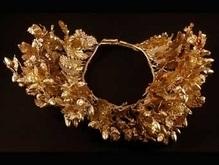 В Македонии обнаружено редкое древнее украшение