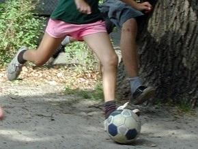 Власти Киева планируют построить около 3000 детских площадок