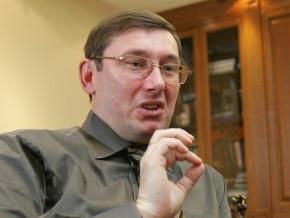 Луценко: МВД сможет предъявить обвинение Омельченко не ранее марта. Праздники