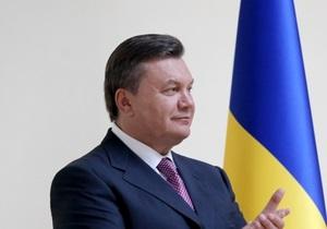 Янукович планирует поехать в Лондон на Олимпийские игры
