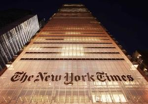 Сайт The New York Times для большинства посетителей останется бесплатным