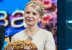 Тимошенко поздравила украинцев с Днем местного самоуправления