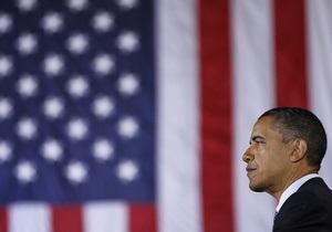Обама поздравит Ромни с получением статуса кандидата в президенты в Белом Доме