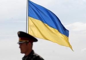 День флага: Ежель установил в украинской армии новую традицию
