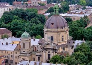 В одном из львовских соборов состоялось первое богослужение на английском языке