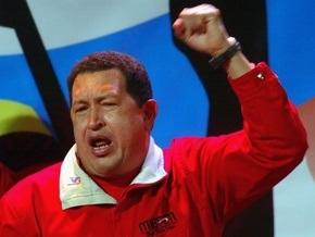 Уго Чавес прибыл в Тегеран