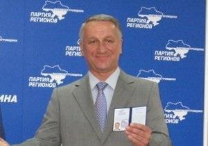 Жители Днепропетровска переизбрали мэром Куличенко, занимающего этот пост 10 лет