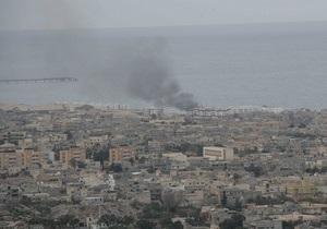Очевидцы сообщают об интенсивной стрельбе в пригороде Триполи