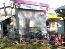 Киевские власти сносят незаконные ларьки