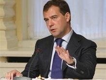 Медведев: Россия - не  банановая республика , давить на нее бессмысленно