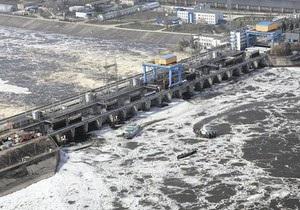 Экс-глава Киевской ГЭС: Плотину может повредить только столкновение с космическим телом