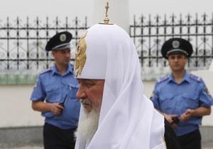 Патриарх Кирилл вслед за Донецком посетит Харьков
