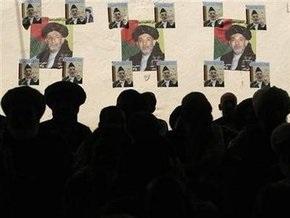 В Афганистане завершилась избирательная кампания