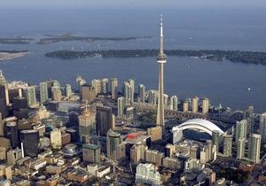 В преддверии саммитов G-8 и G-20 в Канаде произошло сильное землетрясение
