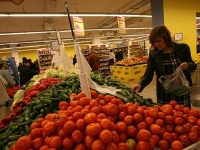 В Украине остановилось сезонное снижение цен на продукты