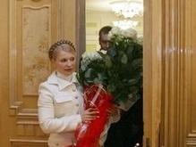 Тимошенко думает о стране, а не о президентских выборах