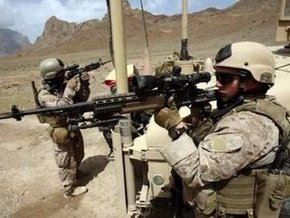 В Афганистане мирные жители попали под обстрел войск коалиции