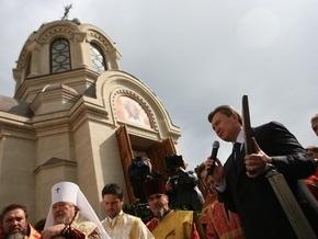 Фотогалерея: Янукович в Крыму. Работает