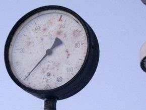Газпром снизил транзит газа в Украину еще на 15 млн куб. м в сутки