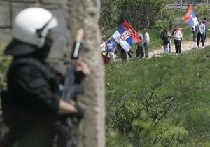 10 косовских сербов и два бойца KFOR пострадали в результате столкновения