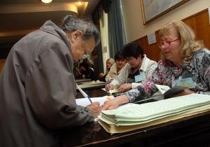 В Одессе из-за ручек с исчезающими чернилами временно приостановили работу семь участков