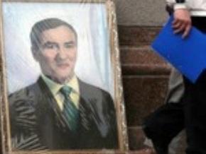 Портрет Черновецкого продают за 500 тысяч евро