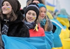 В Беларуси отпраздновали День Соборности Украины